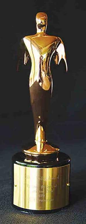 Winner of the Telly Award for highest quality of video production.