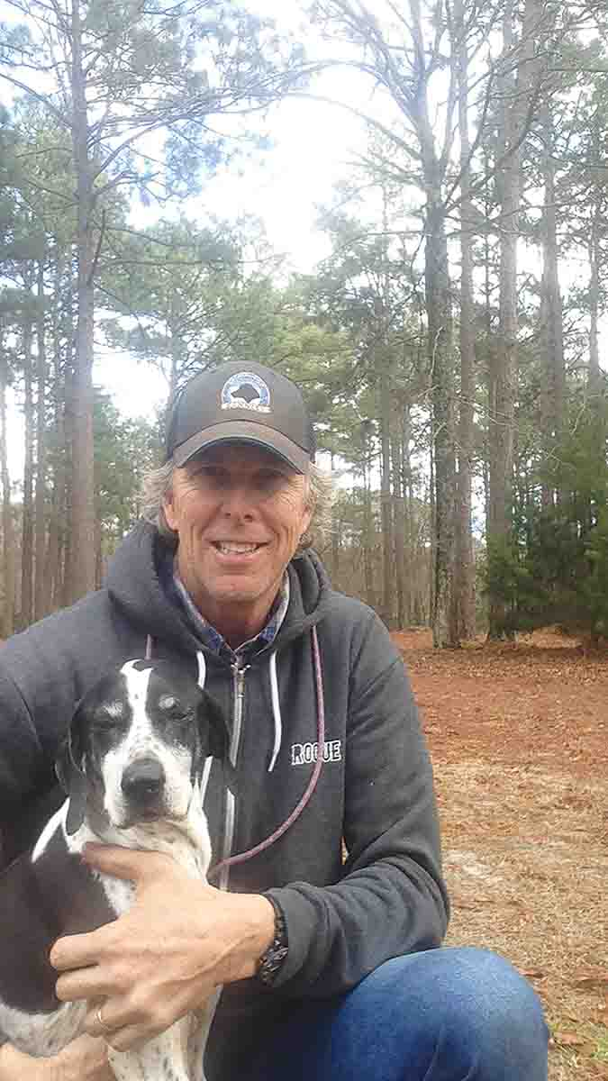 Alec Sparks has been training dogs professionally for over 22 years. He can be reached at www.snowboundkennels.com or on Facebook at Snowbound Kennels.