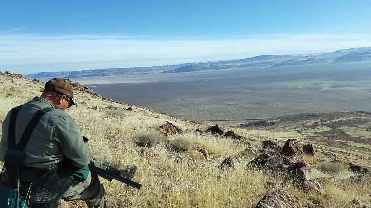 Oregon's piece of the  Great Basin offers hunting on state-owned, federally owned and private land open to hunters.